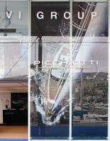 Stand Perini Navi - Monaco Yacht Show 2012